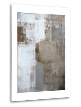 Calm and Neutral-T30Gallery-Metal Print