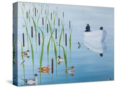 The One That Got Away, 2012-13-Rebecca Campbell-Stretched Canvas Print