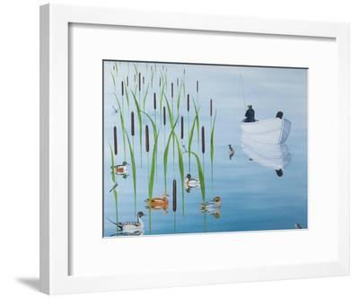 The One That Got Away, 2012-13-Rebecca Campbell-Framed Giclee Print