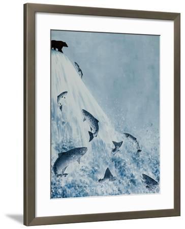 Against All Odds-Rebecca Campbell-Framed Giclee Print