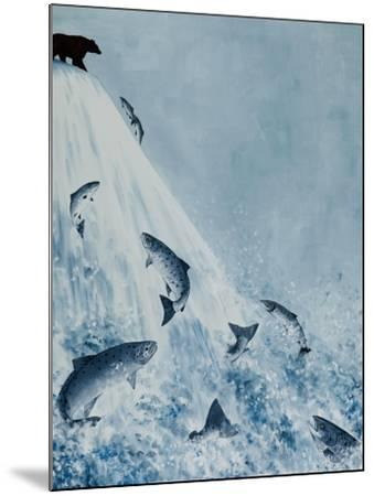 Against All Odds-Rebecca Campbell-Mounted Giclee Print