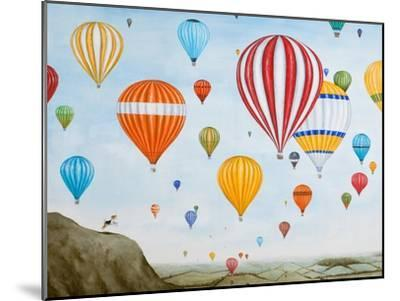 Hot Air Rises, 2012-Rebecca Campbell-Mounted Giclee Print