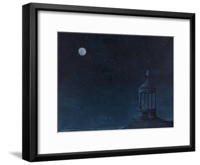 A Cow Jumped over the Moon-Rebecca Campbell-Framed Giclee Print