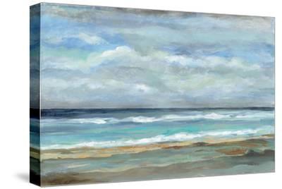 Seashore-Silvia Vassileva-Stretched Canvas Print