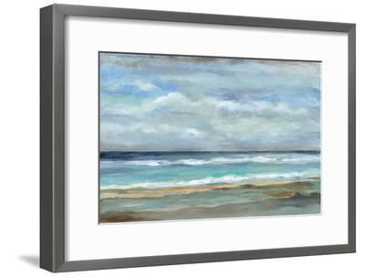 Seashore-Silvia Vassileva-Framed Premium Giclee Print