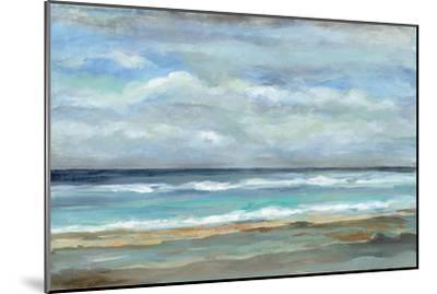 Seashore-Silvia Vassileva-Mounted Premium Giclee Print