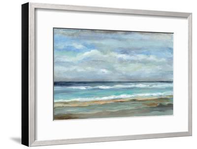 Seashore-Silvia Vassileva-Framed Art Print