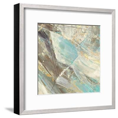 Blue Water I-Albena Hristova-Framed Art Print