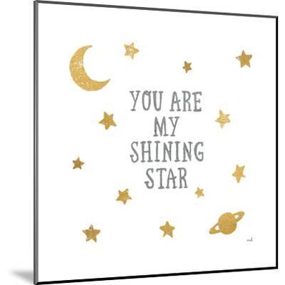 Shining Star-Moira Hershey-Mounted Art Print