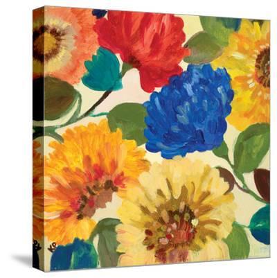 Passion Flowers 2-Kim Parker-Stretched Canvas Print