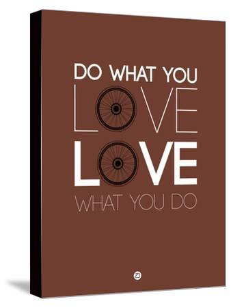 Do What You Love Love What You Do 8-NaxArt-Stretched Canvas Print