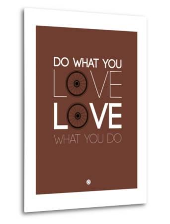 Do What You Love Love What You Do 8-NaxArt-Metal Print