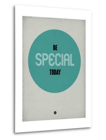 Be Special Today 1-NaxArt-Metal Print