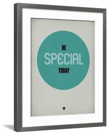 Be Special Today 1-NaxArt-Framed Art Print
