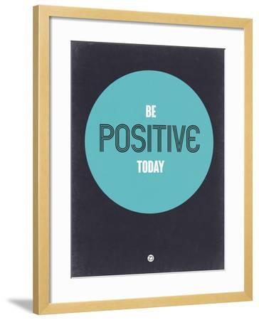 Be Positive Today 2-NaxArt-Framed Art Print