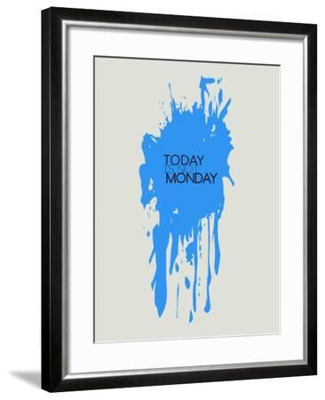 Today Is Not Monday 3-NaxArt-Framed Art Print