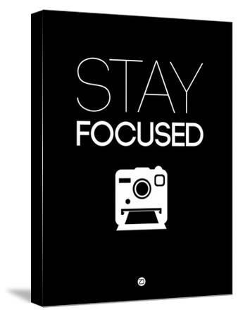 Stay Focused 1-NaxArt-Stretched Canvas Print