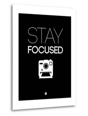Stay Focused 1-NaxArt-Metal Print