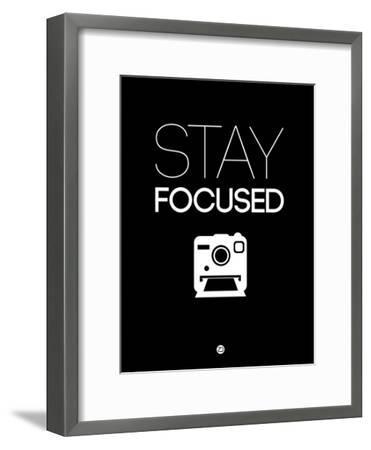 Stay Focused 1-NaxArt-Framed Art Print