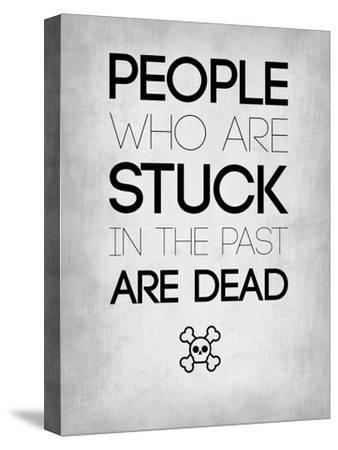 People Who are Stuck 1-NaxArt-Stretched Canvas Print