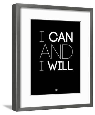 I Can and I Will 1-NaxArt-Framed Premium Giclee Print