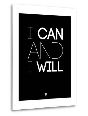 I Can and I Will 1-NaxArt-Metal Print