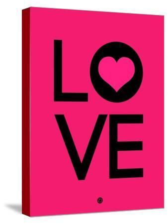 Love 2-NaxArt-Stretched Canvas Print