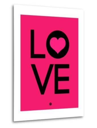 Love 2-NaxArt-Metal Print