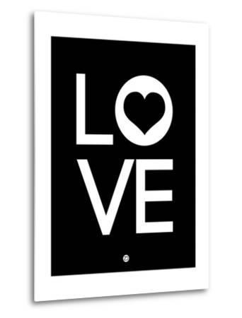 Love 3-NaxArt-Metal Print