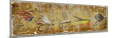Tie I-Jim Baldwin-Mounted Art Print