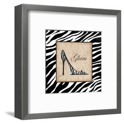 Glam-Kathy Middlebrook-Framed Art Print