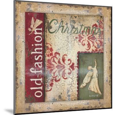 Christmas-Kim Lewis-Mounted Art Print