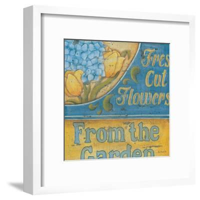 Hydrangea II-Kim Lewis-Framed Art Print