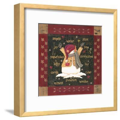 Winter-Jo Moulton-Framed Art Print