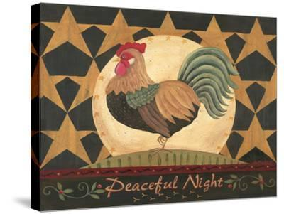 Peaceful Night-Jo Moulton-Stretched Canvas Print