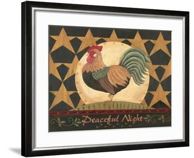 Peaceful Night-Jo Moulton-Framed Art Print