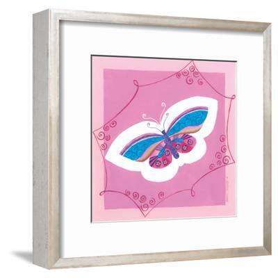 Butterfly I-Cindy Shamp-Framed Art Print