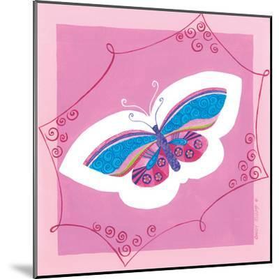 Butterfly I-Cindy Shamp-Mounted Art Print