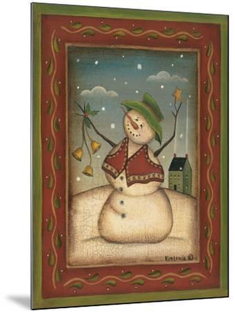 Jingle Bells-Kim Lewis-Mounted Art Print