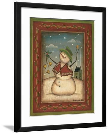 Jingle Bells-Kim Lewis-Framed Art Print