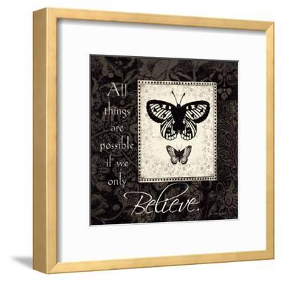 Believe-Jo Moulton-Framed Art Print