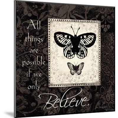Believe-Jo Moulton-Mounted Art Print