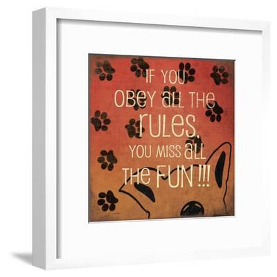 Fun-Jo Moulton-Framed Art Print