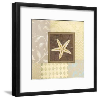 Gifts of the Sea II-Jo Moulton-Framed Art Print