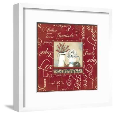Inspired Season-Jo Moulton-Framed Art Print