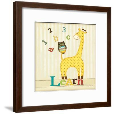 Learn-Jo Moulton-Framed Art Print