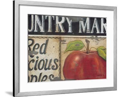 Country Market-Kim Lewis-Framed Art Print