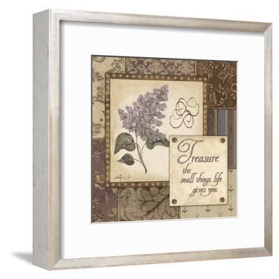 Treasure-Jo Moulton-Framed Art Print