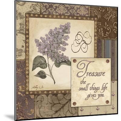 Treasure-Jo Moulton-Mounted Art Print