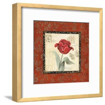 Royal Reds I-Jo Moulton-Framed Art Print